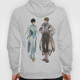 Tales of Iwatobi: Haru and Makoto (MakoHaru) Hoody