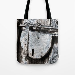forever CLOSED Tote Bag