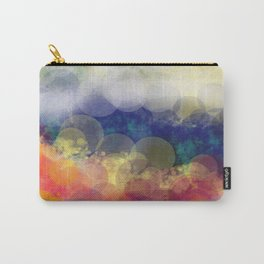 bubble clouds Carry-All Pouch
