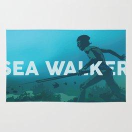 Sea Walkers Rug