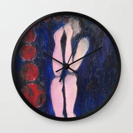 The Sad Sads Wall Clock