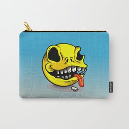 Packman Skull Carry-All Pouch