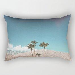 desert vibes Rectangular Pillow