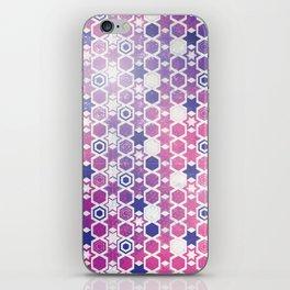 Stars Pattern #001 iPhone Skin