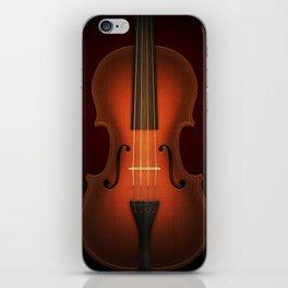 Straordinarius Stradivarius iPhone Skin