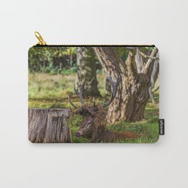 The Stag. Carry-All Pouch