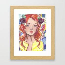 Milagro Framed Art Print
