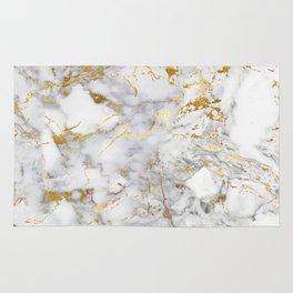 Gold Mine Marble Rug