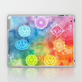 Chakras Laptop & iPad Skin