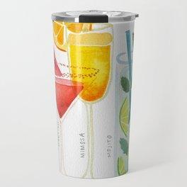 Summer Cocktail Trio Travel Mug