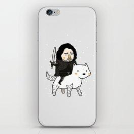 Jon iPhone Skin