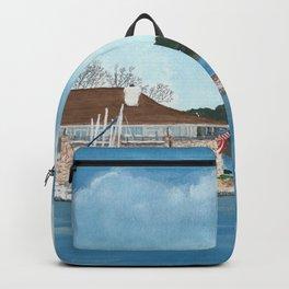 Jackson Yacht Club Backpack