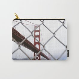 Golden Gate // Carry-All Pouch
