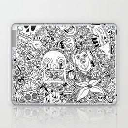 Random Doodles Laptop & iPad Skin