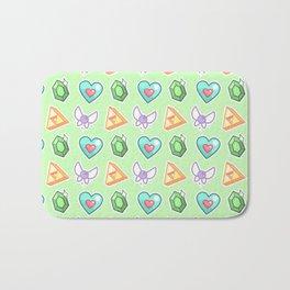 Legend of Zelda Pattern Bath Mat