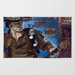 Stevie Ray Vaughan Rug