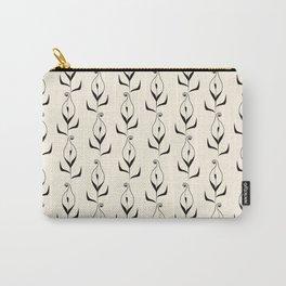 Art Deco No. 47 . Calla . Carry-All Pouch