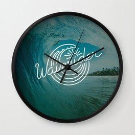 Waverider Rush Wall Clock