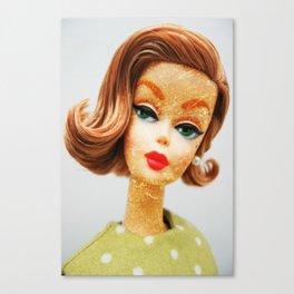 Shae Doll Canvas Print