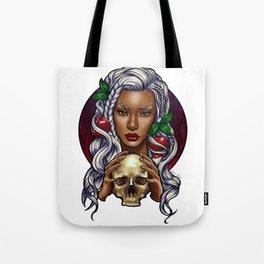 Snow White (transparent background) Tote Bag