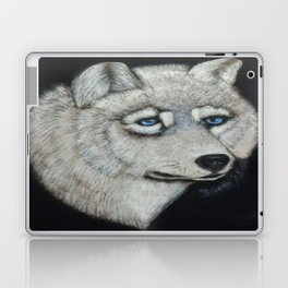 Grey Wolf Collection Laptop & iPad Skin