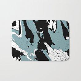 Earth and Sea Bath Mat