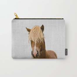 Horse - Colorful Carry-All Pouch