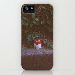 Forgotten Campbell's iPhone Case