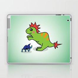 Gobi (and Bugsy) Laptop & iPad Skin