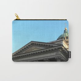 Facade of Kazan Cathedral Carry-All Pouch
