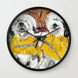 Winston & Duke Wall Clock