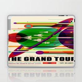 Vintage poster - The Grand Tour Laptop & iPad Skin