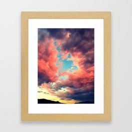 The Door to Heaven Framed Art Print