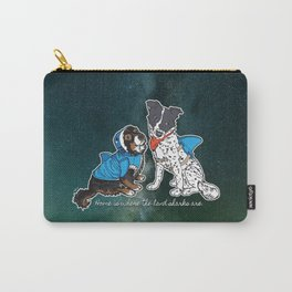 Home With Landsharks Carry-All Pouch