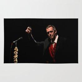 Hugh Laurie - II Rug