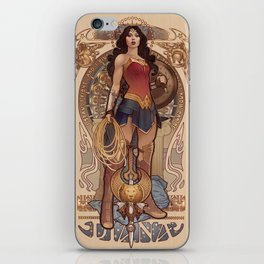 Diana iPhone Skin