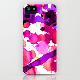 Mania iPhone Case
