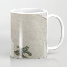 The Journey Begins by Teresa Thompson Coffee Mug