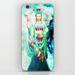 The Goddess of Mercy iPhone Skin