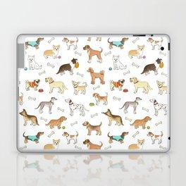 Breeds of Dog Laptop & iPad Skin