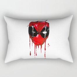 My common sense is tingling Rectangular Pillow