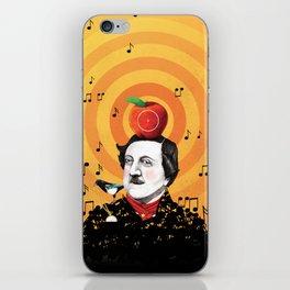 Gioachino Rossini iPhone Skin