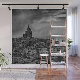 Italian Townscape Wall Mural
