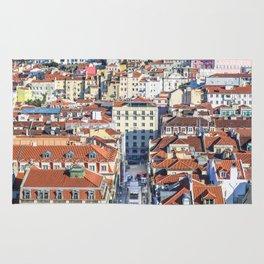 Lisboa landscape Rug