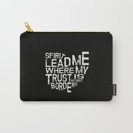 Ohio missions (oceans lyrics) Carry-All Pouch