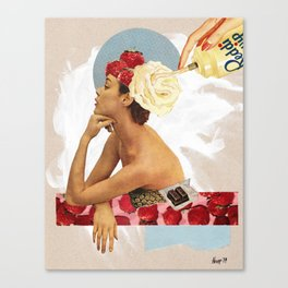 Sugar High Canvas Print