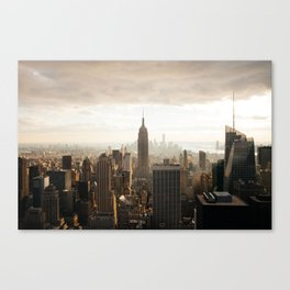 The View II Canvas Print