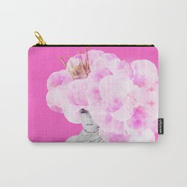 Cotton Candy Queen Carry-All Pouch