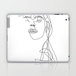 Modern Picasso by Sher Rhie Laptop & iPad Skin