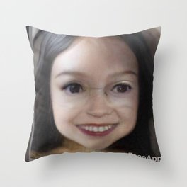conni Throw Pillow